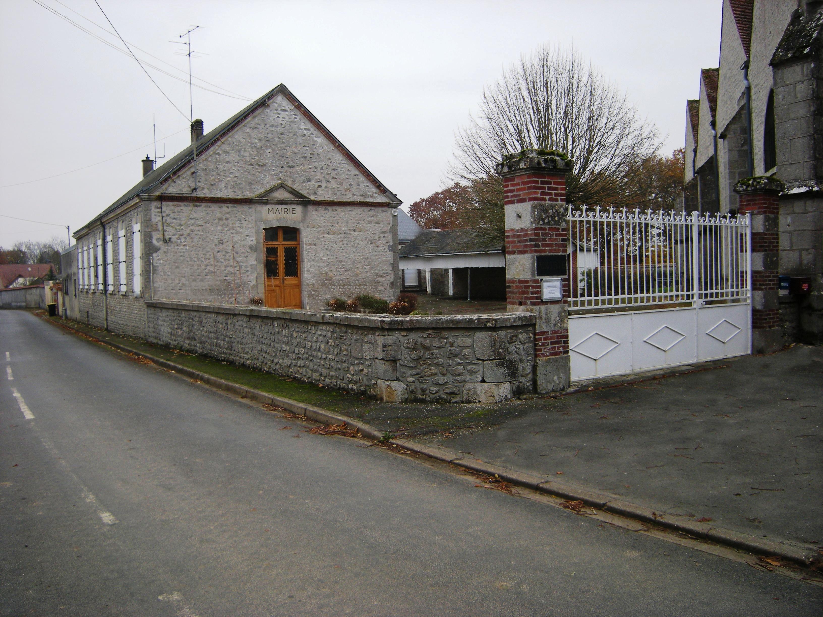 La commune historique de Viabon