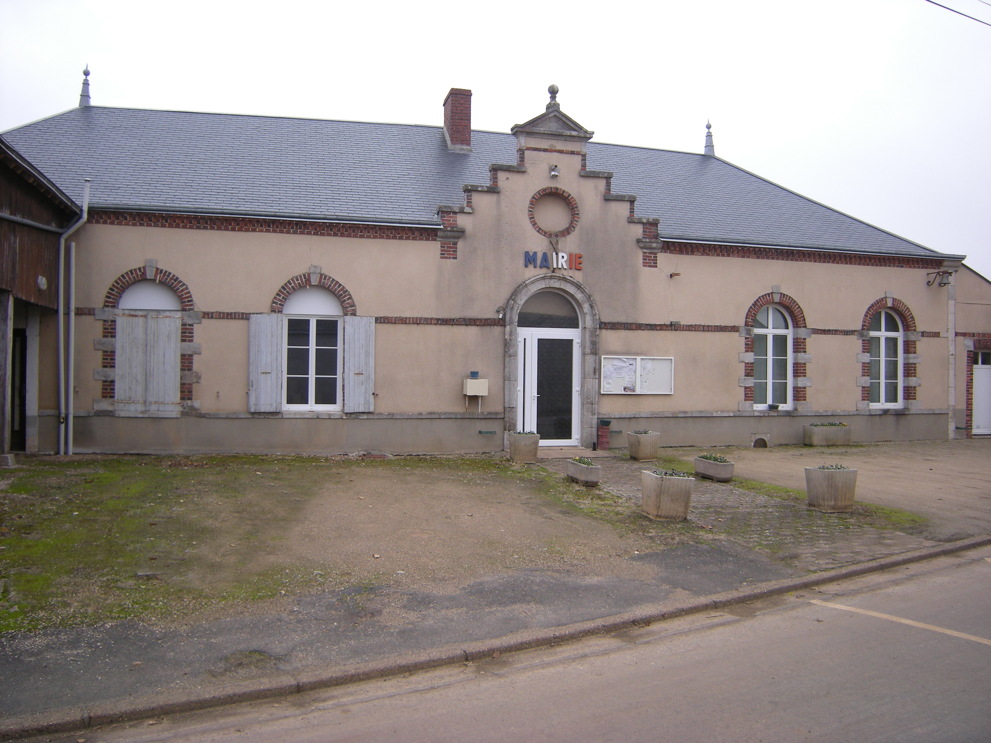 La commune historique de Baignolet